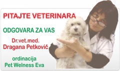 Pitajte veterinara