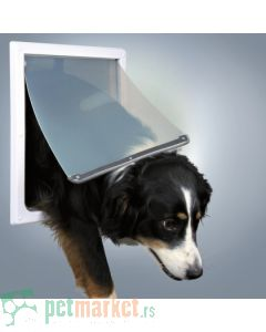 Trixie: Vrata za pse sa dve funkcije za pse veličine M-XL