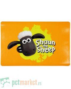 Trixie: Plastična podloga za posude Shaun the Sheep
