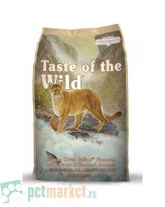 Taste of the Wild: Canyon River Feline