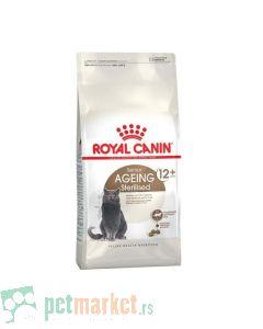 Royal Canin: Health Nutrition Ageing Sterilised +12, 400 g
