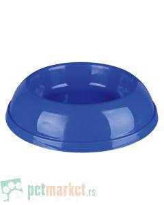 Trixie: Plava plastična posuda