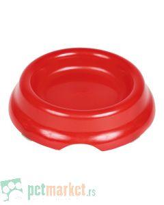 Trixie: Plastična crvena posuda
