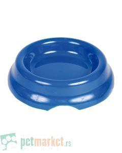 Trixie: Plastična plava posuda