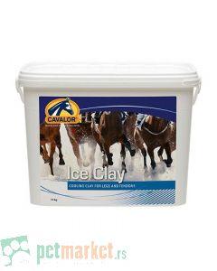 Cavalor: Obloga za relaksaciju napetih tetiva IceClay, 10 kg