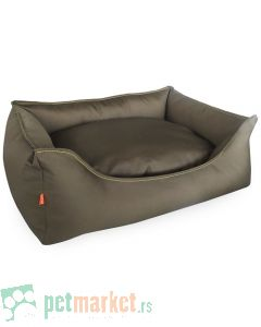 Pet Line: Krevet za pse 2u1 Maslinasto Zeleni