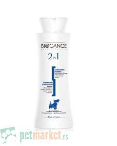 Biogance: 2 IN 1 Shampoo, 250 ml