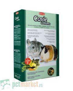 Padovan: Grandmix Cavie & Cincilla, 850 g