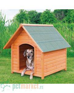 Trixie: Drvena kućica za pse Natura, XL