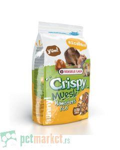 Versele Laga: Hrana za hrčkove Crispy Muesli Hamsters & Co
