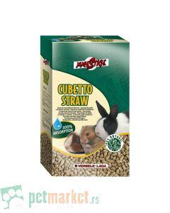 Versele Laga: Higijenska podloga za glodare Cubetto Straw, 5 kg