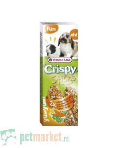 Crispy: Poslastica sa šargarepom Sticks, 110 gr