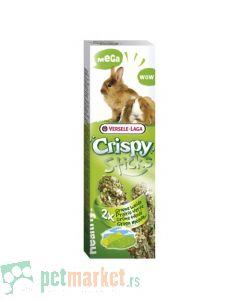 Crispy: Poslastica sa maslačkom i povrćem Sticks, 110 gr