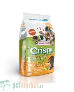 Versele Laga: Dodatak ishrani za sve glodare Crispy Snack Fibres