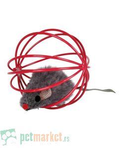 Trixie: Miš u kavezu