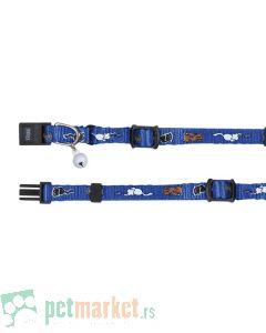 Trixie: Ogrlica za mačiće, plava