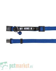 Trixie: Ogrlica sa adresom, plava