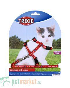 Trixie: Povodac i am, crveni
