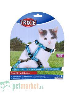 Trixie: Povodac i am, plavi