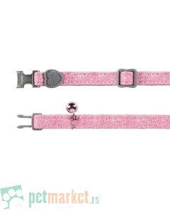 Trixie: Ogrlica sa štrasom, roze