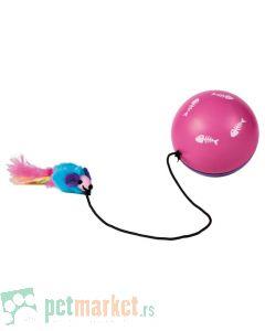 Trixie: Lopta na baterije sa mišem