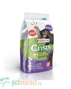 Versele Laga: Crispy Pellets Ferrets, 700 g