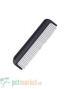 Nobby: Češalj sa rotirajućim zubcima za srednje gusto, gusto i kovrdžavo krzno Medium/Rotating Comb