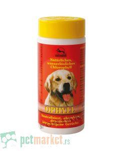 Fortan: Preparat za neutralisanje mirisa kod kuja u teranju Ophyll, 100 g