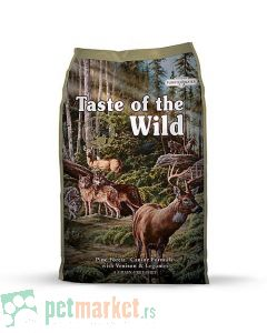 Taste of the Wild: Pine Forest Canine