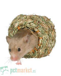 Trixie: Kućica za hrčkove i miševe, 10 cm