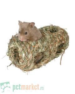 Trixie: Kućica za hrčkove i miševe, 10x19 cm