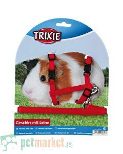 Trixie: Povodac i am za morsko prase crveni