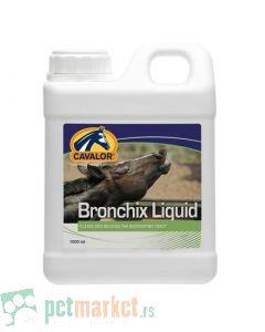 Cavalor: Preparat za otvaranje disajnih puteva Bronchix Liquid, 1 l