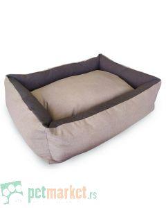 Pet Line: Krevet od mebla za pse Exclusive Bež-Braon