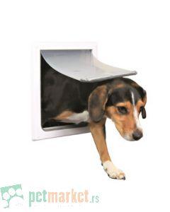 Trixie: Vrata za pse sa dve funkcije za pse veličine S-M