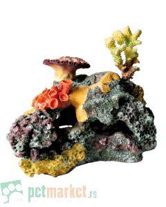 e: Akvarijumska dekoracija Koralni greben