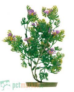 Trixie: Plastična trava sa ljubičastim cvetovima