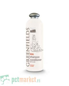 Greenfilds: Šampon i regenerator Dog Shampoo & Conditioner