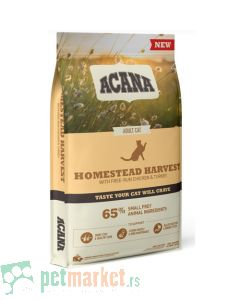 Acana: Hrana za mačke Homestead Harvest