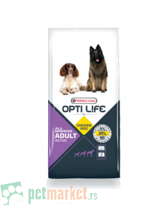 Opti Life: Active All Breeds, 12.5 kg