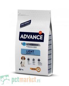 Advance: Medium Adult Light