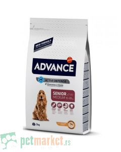 Advance: Medium Adult Senior