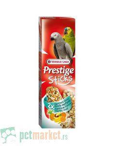 Versele Laga: Poslastica za velike papagaje Sticks, 2 kom