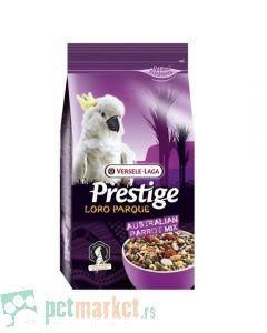 Prestige: Hrana za papagaje Premium Australian Parrot, 1kg