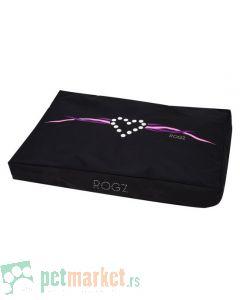 Rogz: Jastuk za pse Purple Chrome