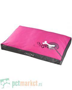 Rogz: Jastuk za pse Pink Bone
