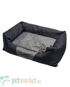 Rogz: Ležaljka za pse Silver Gecko