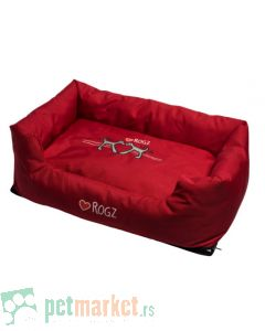 Rogz: Ležaljka za pse Red Heart