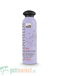 Greenfilds: Šampon za belu dlaku White Coat, 200 ml