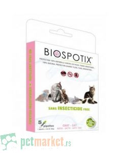 Biospotix: Cat Spot On